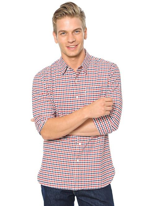 Levi's® Gömlek Kırmızı
